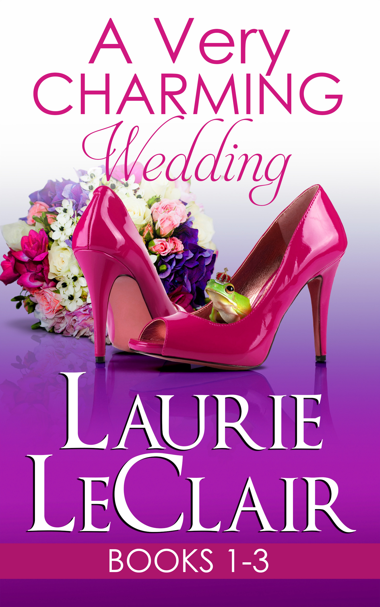 A Very Charming Wedding Boxed Set by Laurie LeClair