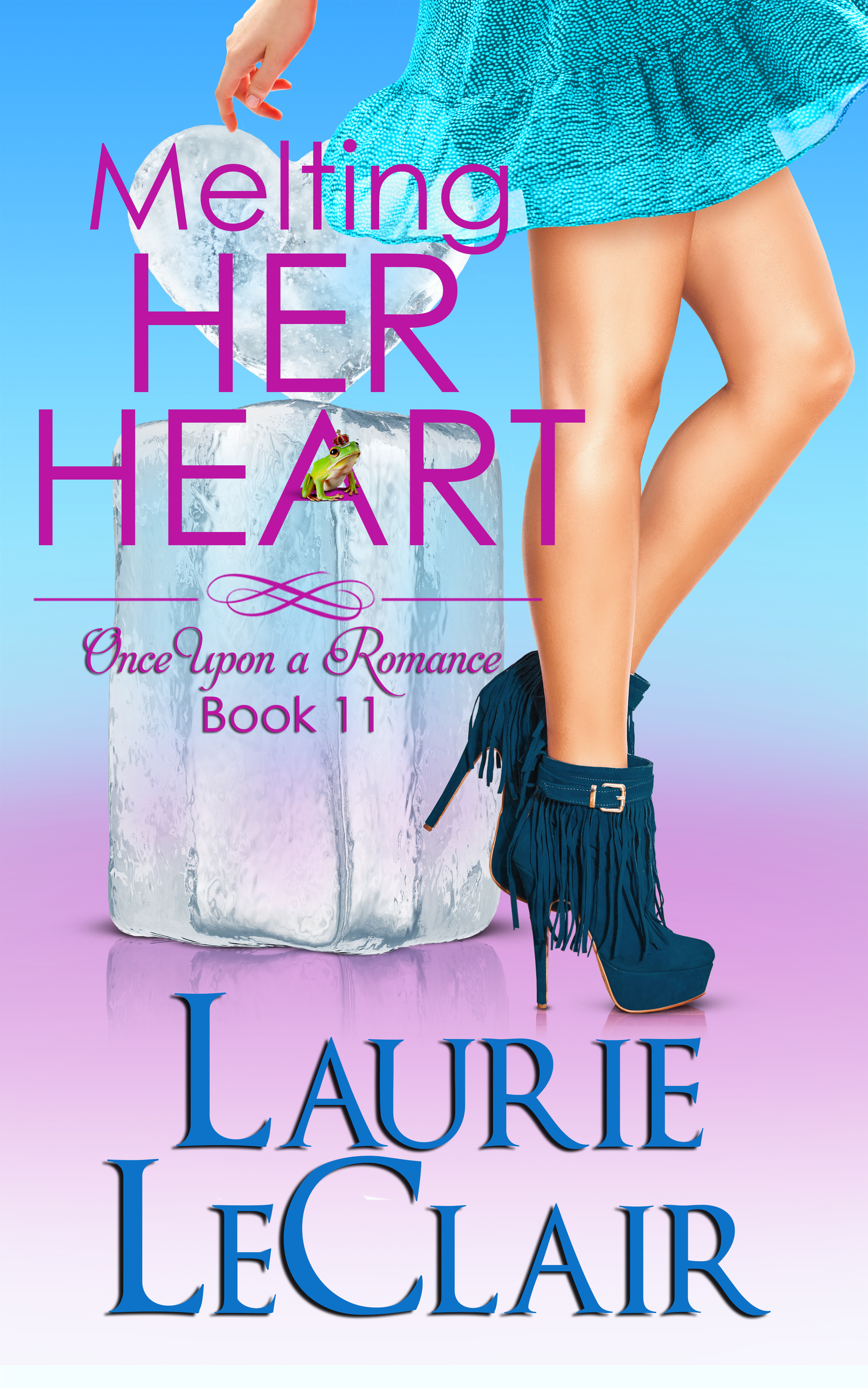 Melting Her Heart by Laurie LeClair