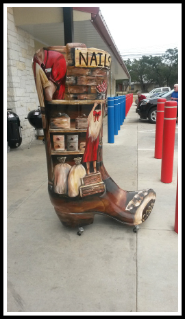 General Store Boot