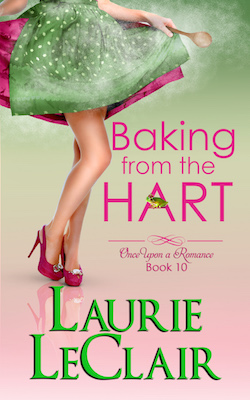 Baking from the Hart by Laurie LeClair
