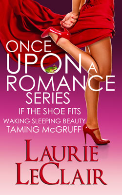 Once Upon A Romance Boxed Set by Laurie LeClair