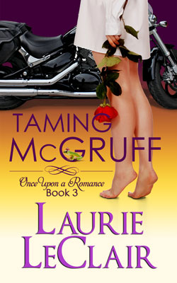 Taming McGruff by Laurie LeClair